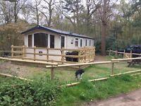Caravan Holiday Home Hire Kelling Heath North Norfolk Sheringham Holt Weybourne