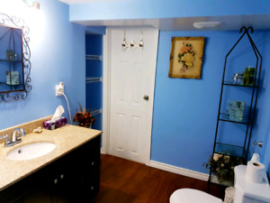 Basement Apartment in whitby ($1100 plus utilities )