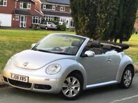 2008 Volkswagen Beetle 2.0 Cabriolet 2dr
