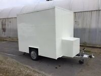 Quality Box Trailer 8ft X 6ft X 5.5ft
