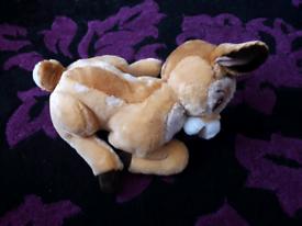Disney bambi soft toy