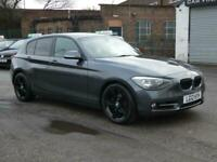 2012 BMW 1 Series 118i Sport Turbo 5dr Auto Automatic HATCHBACK Petrol Automatic