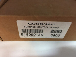Goodman Furnace Control Board – B1809913S