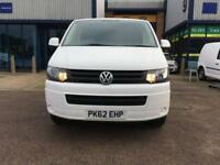 2012 62 VOLKSWAGEN TRANSPORTER 2.0 T28 TDI BLUEMOTION TECHNOLOGY 1D 84 BHP DIESE