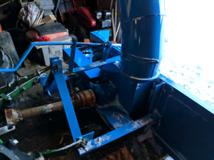 """72"""" snowblower for tractor"""