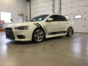 2014 Mitsubishi Evolution