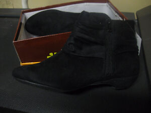 Forever Joe Suede ankle boots