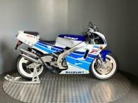 Suzuki RGV 250 1992 with 7523 miles Classic Two Stroke - Original Condition