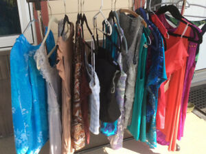 Mobile clothing women's closet for sale