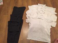 Boys school clothes m&s