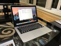 MacBook Pro 13 inch (2015 Model) Retina i5 2.7 Ghz 8 Gb RAM 250GB + Charger Collection Only