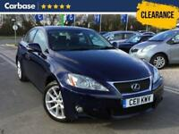 2011 LEXUS IS 200d Advance 4dr