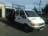 Iveco Daily tipper 2.3TD 35C12 crew/cab