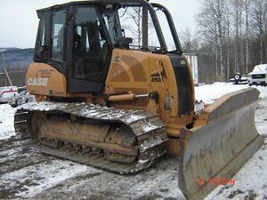 2008 case 850k crawler