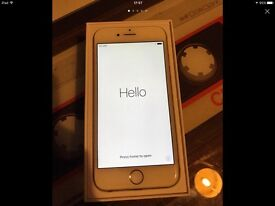 iPhone 6 16gb immaculate condition