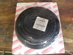 65-76 GM TRUNK SEAL EXACT PROFILE