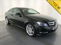 2013 MERCEDES-BENZ C220 AMG SPORT + CDI BLUE-CY 1 OWNER SERVICE HISTORY FINANCE