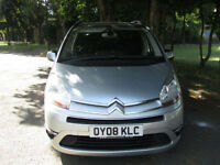 Citroen Grand C4 Picasso 1.6HDi Exclusive**AUTOMATIC**7 SEATER MPV**PSH**