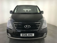 2016 HYUNDAI I800 SE CRDI AUTOMATIC DIESEL 8 SEATS 1 OWNER FINANCE PX WELCOME