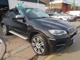 2014 (14) BMW X6 3.0 M50D 4DR AUTOMATIC