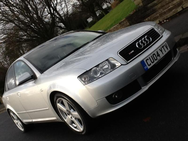 c52971048 2004 AUDI A4 1.8T S Line 1.8 T 190 BHP | in Great Harwood ...