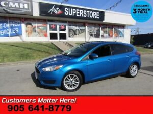 2016 Ford Focus SE  (NEW TIRES) CAMERA POWER GROUP ALLOYS