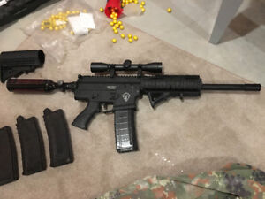 TGR2 MK2 and Full Paintball Gear -- Used 3 or 4 times