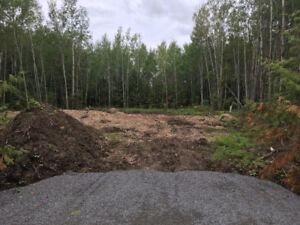 Building Lot with water access for sale