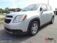 2012 CHEVROLET Orlando LT, MAGS, OUVERT 7 JOURS