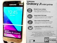 Samsung Galaxy j1 mini prime brand new