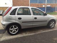 Vauxhall Corsa Life 16V 2004