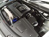 Audi tt 225 fully forged! Custom 1 off! turbo 1.8t race car