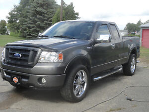 2006 Ford F-150 fx4 Camionnette