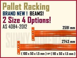 Pallet Racking Beams Dexion Compatible Warehouse Derrimut Brimbank Area Preview