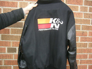 K and N xl Jacket
