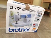 Brother sewing machine. Model: LS - 2125