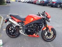 Speed triple 1050 impeccable