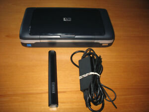 HP OFFICEJET H470 MOBILE PRINTER FOR SALE OR TRADE FOR A LAPTOP