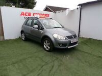 2006 56 SUZUKI SX4 1.6 4GRIP 4X4 5 DOOR HATCHBACK,87000 MILES WITH FSH