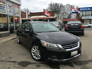 2015 Honda Accord, Touring, Leather, Navi, Bck Up Cam++