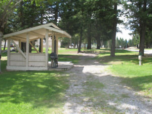 Radium Valley Vacation Resort selling lot 93 and 86 spring/fall