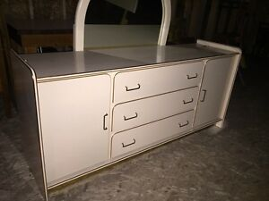 Dresser, mirror and headboard Strathcona County Edmonton Area image 4