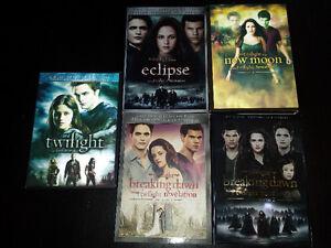 Twilight Series DVD Set