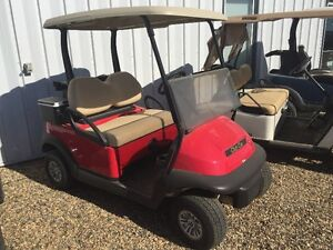 NEW 2015 Club Car Precedent Gas EFI Moose Jaw Regina Area image 1