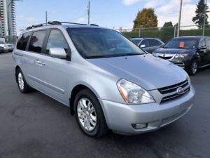 2007 Kia Sedona EX Luxury Package LWB
