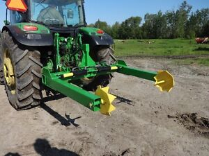 Spring Attachments for large John Deere tractors Edmonton Edmonton Area image 2