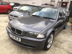 BMW 328 2.8i 1999 i SE E46 manual petrol grey leather mot June