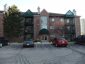 2 BED ROOM CONDO ACROSS FAIRVIEW MALL