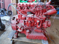Moteur diesel THERMO KING 4 cylindres a sleves