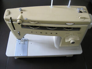 "Singer ""Stylist"" Sewing Machine"